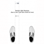 Full Swing 102b. Setup: The Perfect Golf Ball Position