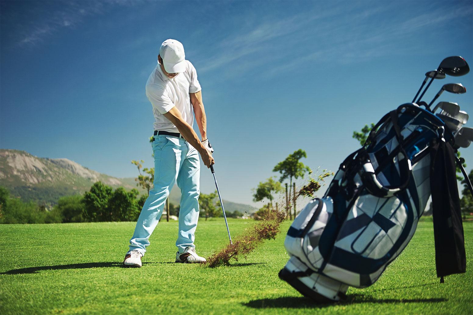 Golf Anatomy | Golf Loopy - Play Your Golf Like a Champion