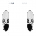 Full Swing 102a. Setup: The Perfect Golf Stance Width