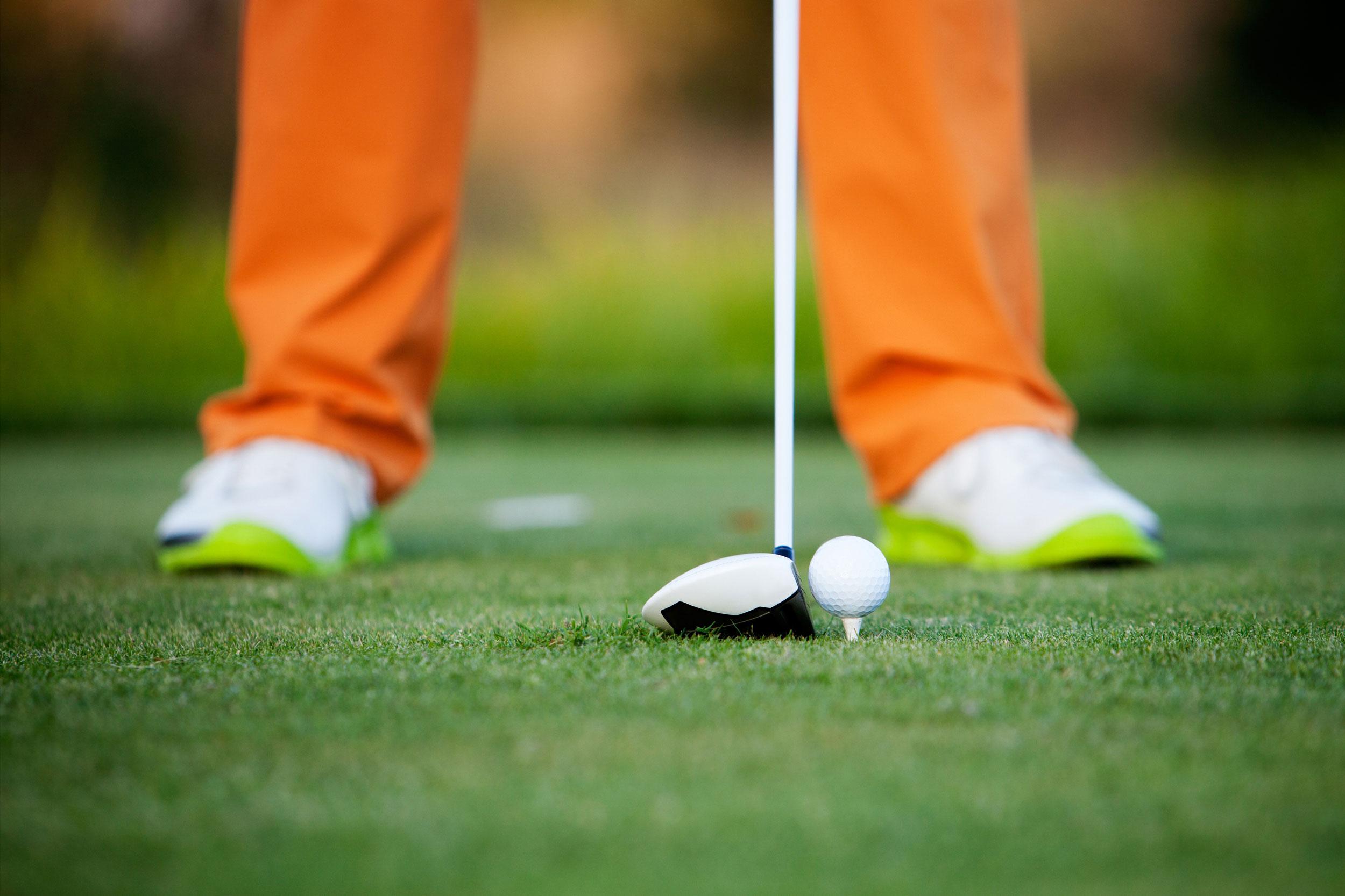 Golf Swing 103  Setup: The Perfect Golf Spine Angle | Golf