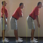 Drill 103. Perfect Golf Spine Angle