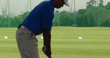 Golf Setup - The Perfect Golf Spine Angle
