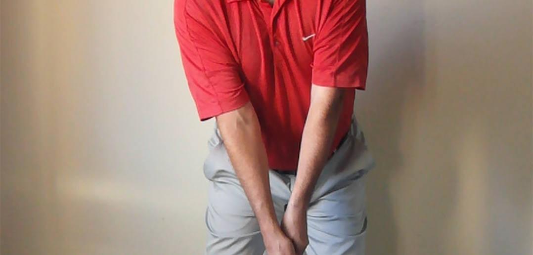 Golf Swing Drill 105  Setup: Spine Tilt at Address | Golf