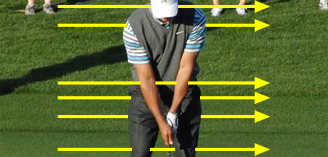 Golf Swing 107. Setup: Perfect Golf Aim and Alignment ...
