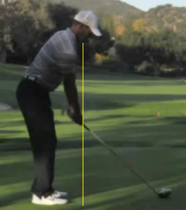 Golf Swing 106  Setup: Distance from the Golf Ball – Hand
