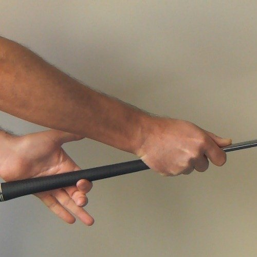 Golf Swing 104b  Setup: The Perfect Golf Grip – Your Left Hand is