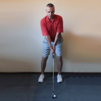 Golf Swing Drill 105 Setup Spine Tilt At Address Golf