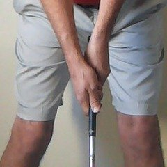 Figure 4. The completed golf grip