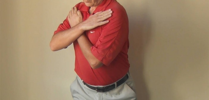 Golf Swing Drill - Core Disassociation