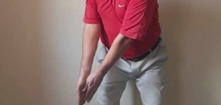 Golf Swing Drill 204. Takeaway: Turn with Weight Shift