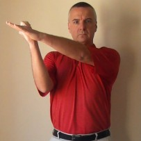 Drill 304. Backswing: Arm Position at the Top of the Golf Swing