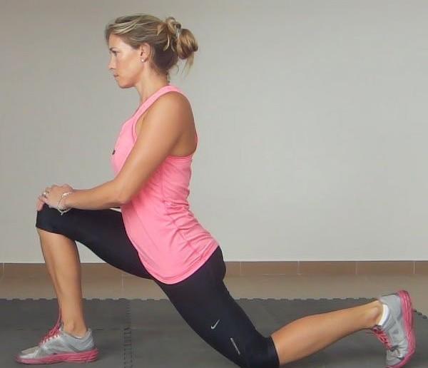 Hip Flexor Stretch (Kneeling) Exercise