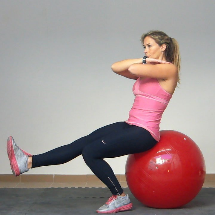 Stability Ball Hamstring Curl T Nation: Seated Leg Curl On An Exercise Ball