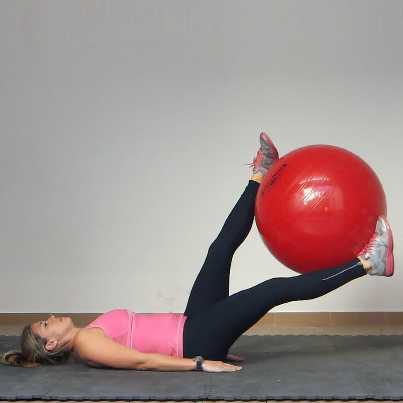 Bosu Ball Oblique Crunches: The Best Abs Exercises Of All Time