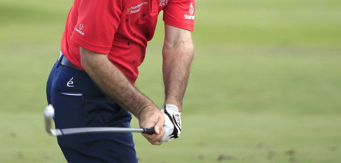 Golf Downswing Drill - Right Hand Release