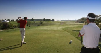 Coping with First Tee Jitters - Master Golf's Mental Game