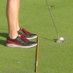 Putting Drill 201. Consistency: The Putting Setup Stick