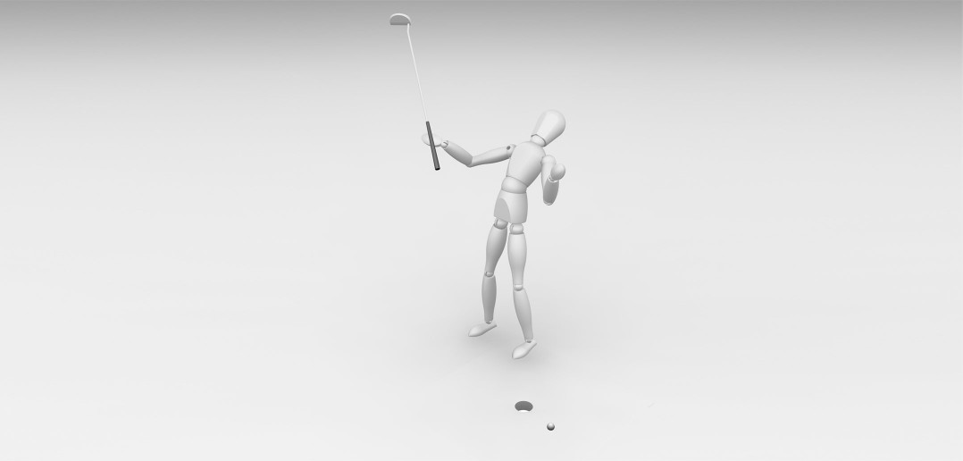 Fixing the Yips - Master Golf's Mental Game