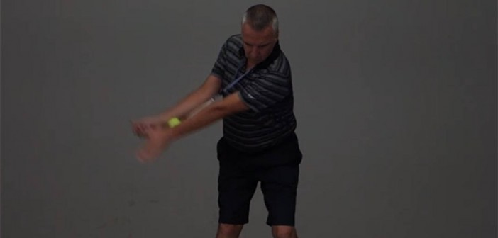 Golf Backswing Drill - Create Width for More Distance