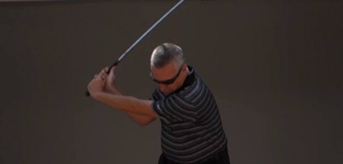 Golf Swing Transition Drill - Building Lag for Amazing Distance