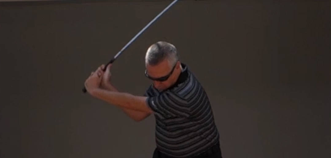 Golf Swing Drill 402 Transition Building Lag For Amazing