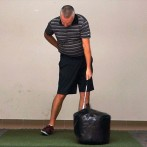 Drill 507. Downswing: The Control Arm