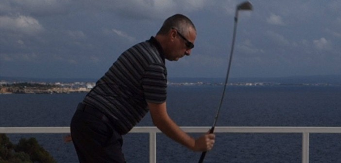 Golf Downswing Drill - Speed Arm Axe Drill