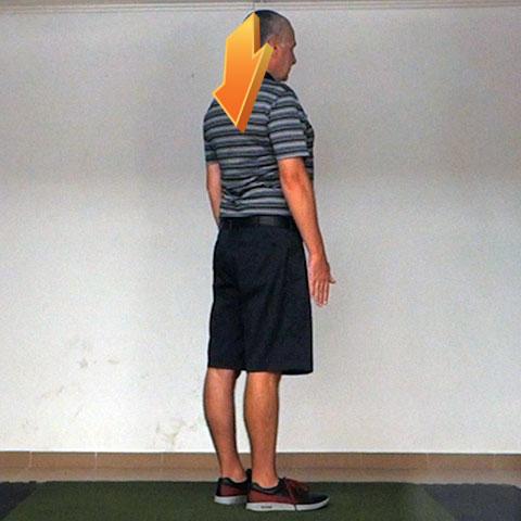 Scapular Depression - Golf Anatomy and Kinesiology