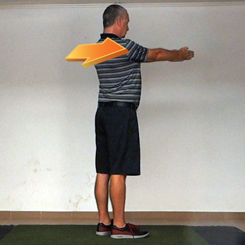 Scapular Protraction - Golf Anatomy and Kinesiology