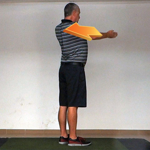 Scapular Retraction - Golf Anatomy and Kinesiology
