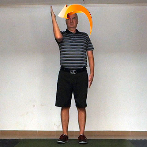 Shoulder External Rotation | Golf Loopy - Play Your Golf Like a Champion