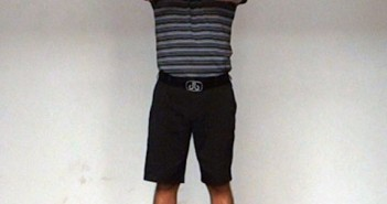 Shoulder Transverse Flexion - Golf Anatomy and Kinesiology