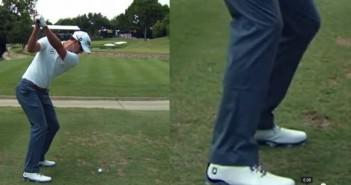 Golf Swing Drill 403. Transition: Golf's Magic Move