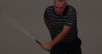 Golf Swing Drill 507. Downswing: The Control Arm