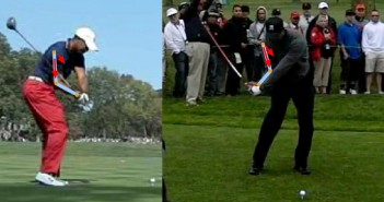 Role of Right Arm in Golf Downswing
