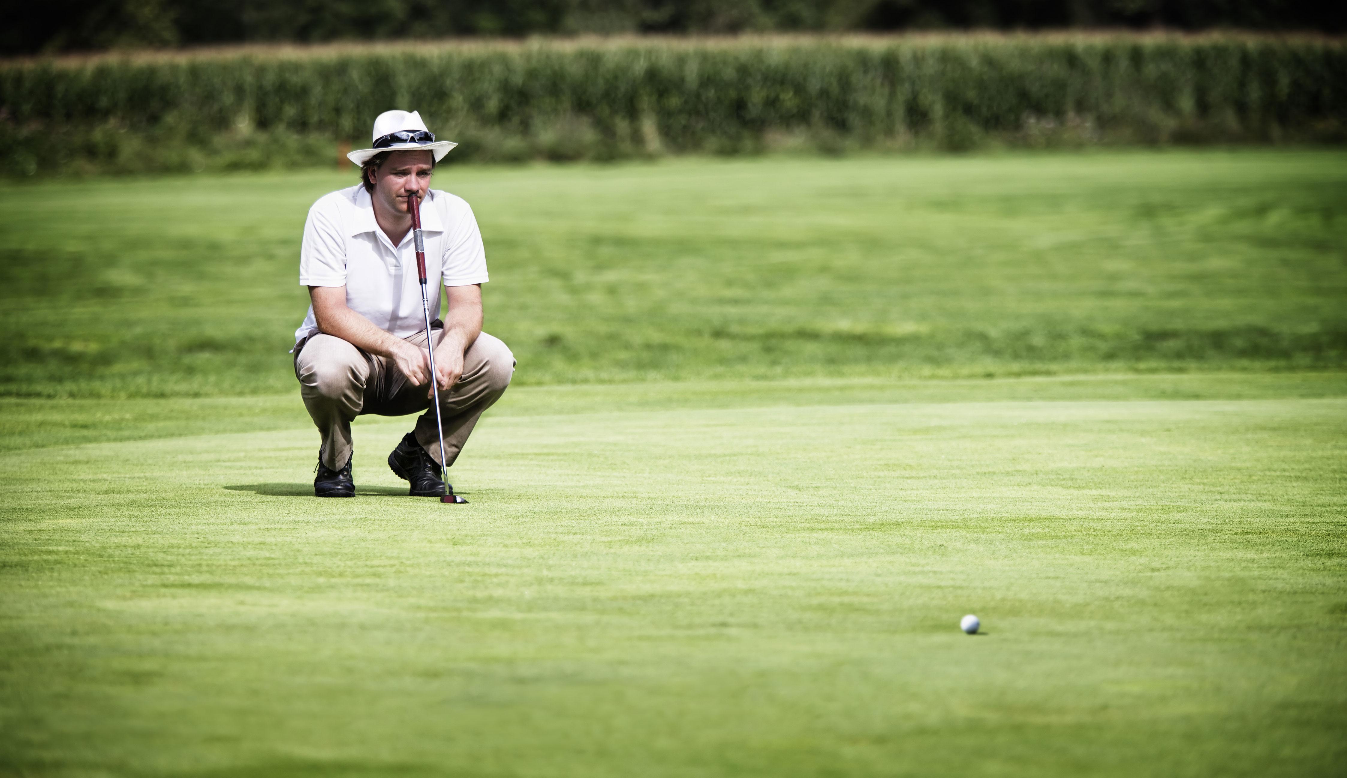 golf people essay