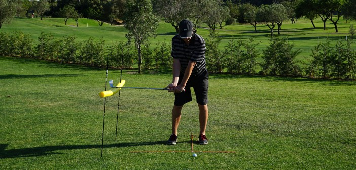 Golf Swing Lag and Release Timing Drill Part I