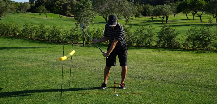 Golf Swing Lag and Release Timing Drill Part II