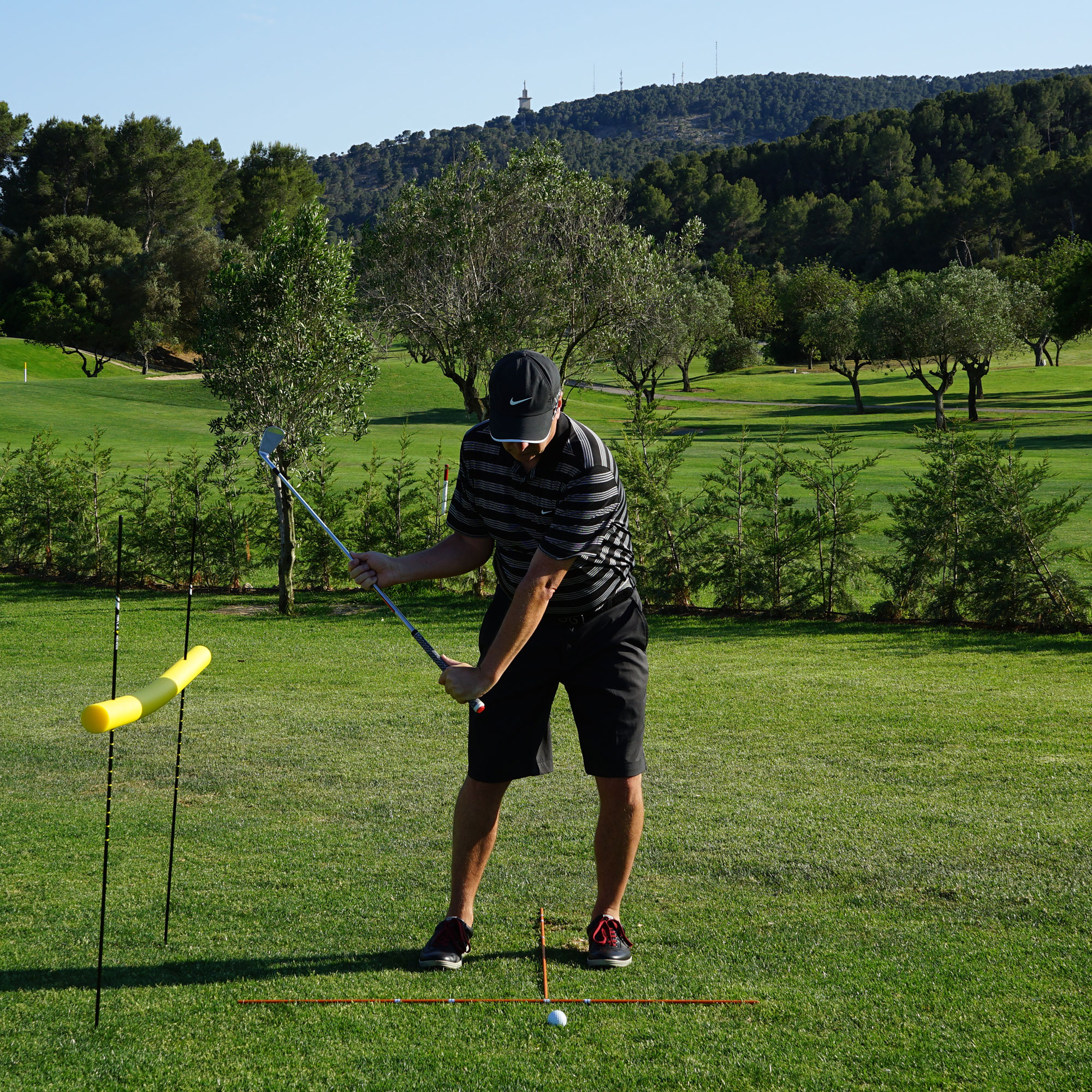 Golf Swing Lag and Release Timing - Part I