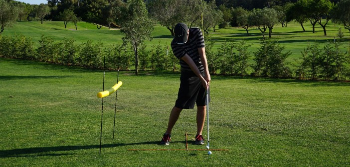 Golf Swing Lag and Release Timing Drill Part III