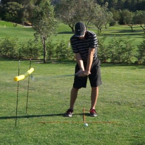 Golf Swing Lag and Release Timing Drill 1: Full Swing