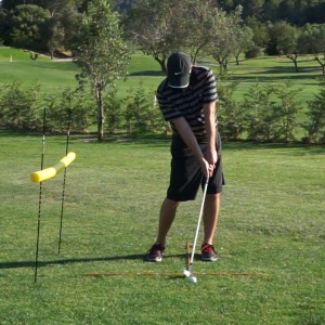 Golf Swing Lag and Release Timing Drill 1: Release