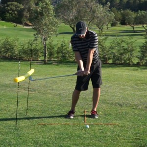 Golf Swing Lag and Release Timing Drill 1: Shift