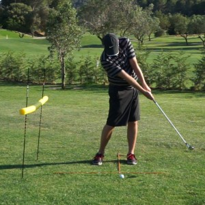 Golf Swing Lag and Release Timing Drill 1: Follow-Through