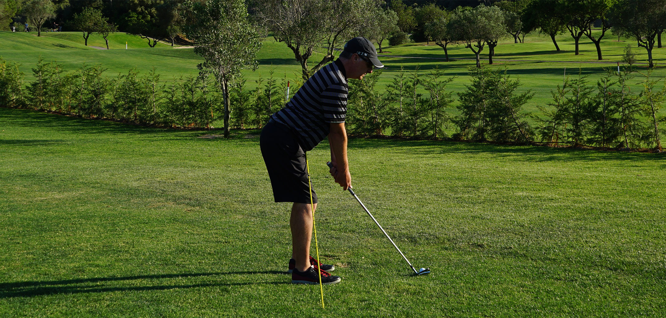How To Eliminate Early Extension In Your Golf Swing