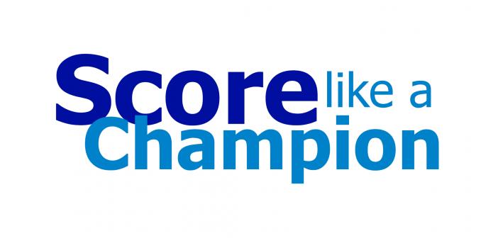 Score Like a Champion