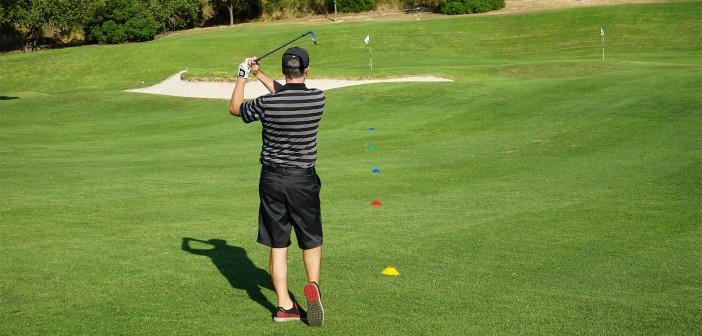 Golf Wedge Play Game: Making Birdies