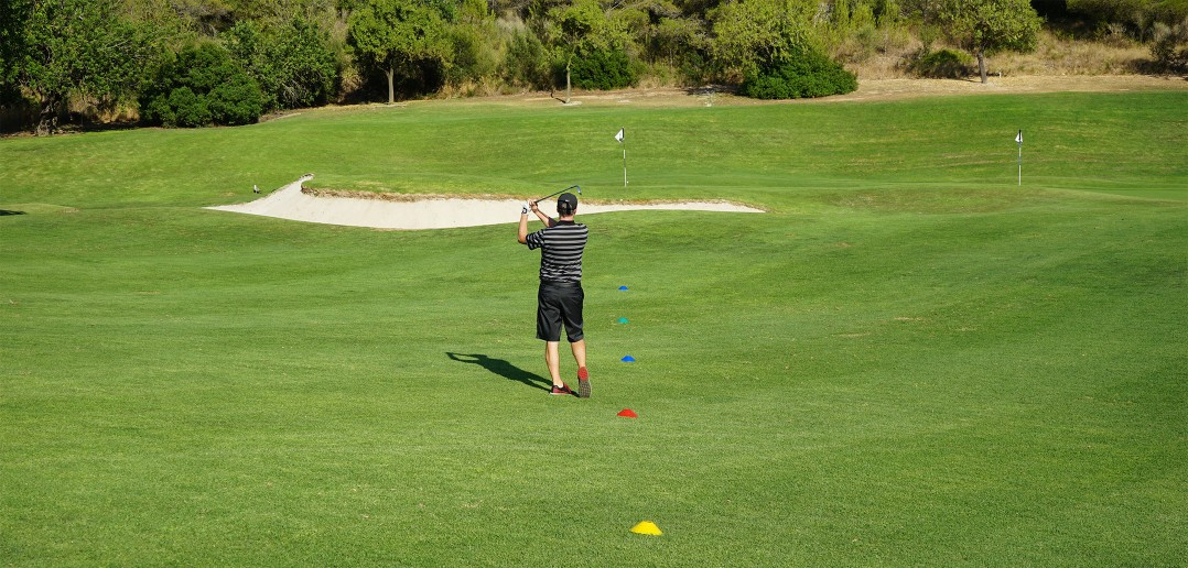 Golf Wedge Play Drill - Touch: Skill Development