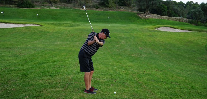 Golf Wedge Play: The Distance Wedge Lob