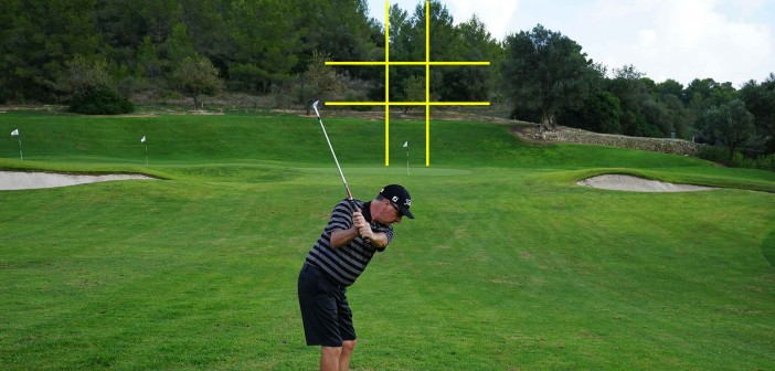 Golf Wedge Play Game: The 9 Shots
